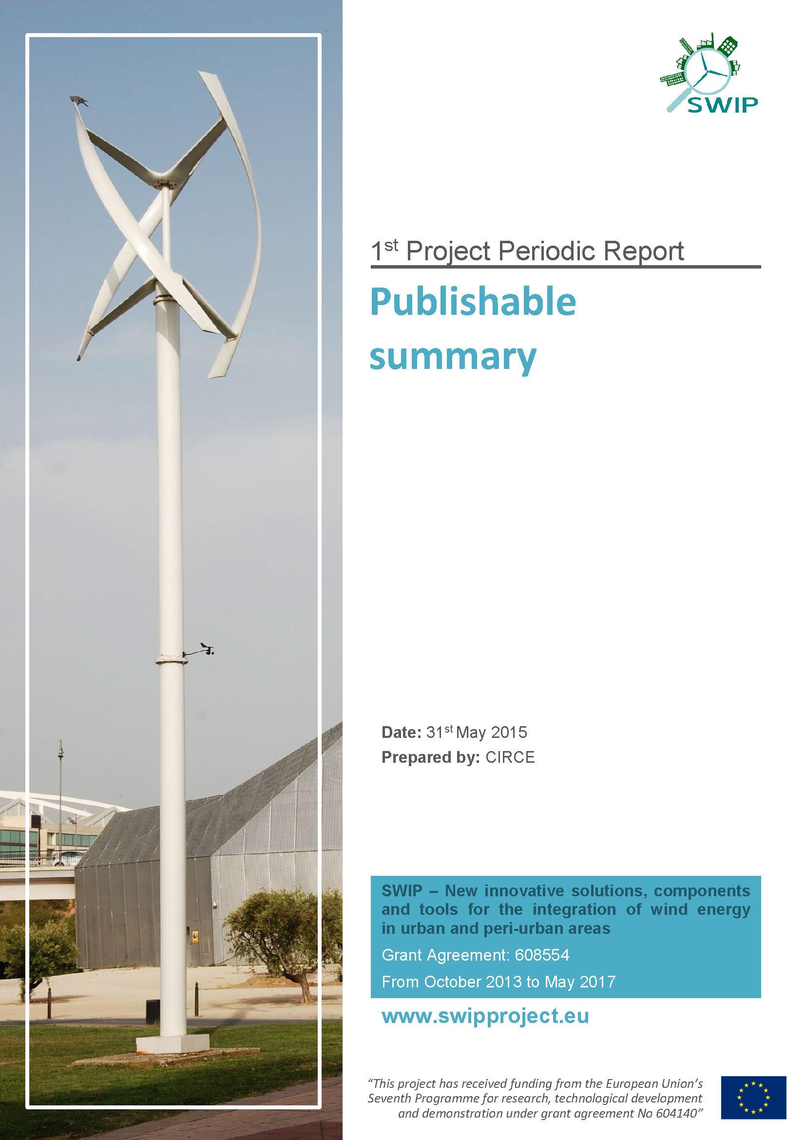 SWIP_Publishable Summary_Página_1