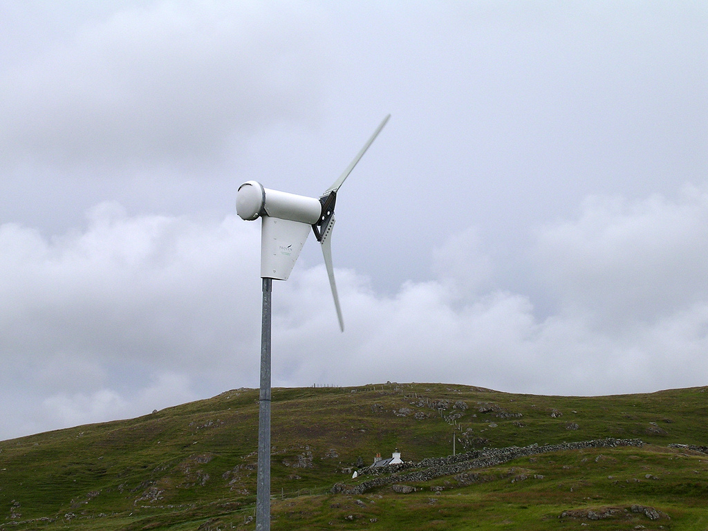 Gauging Public Opinion On Small Wind Turbines Swip Project
